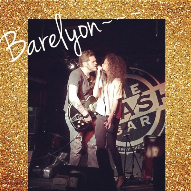 Barelyon live at the Trash Bar NYC