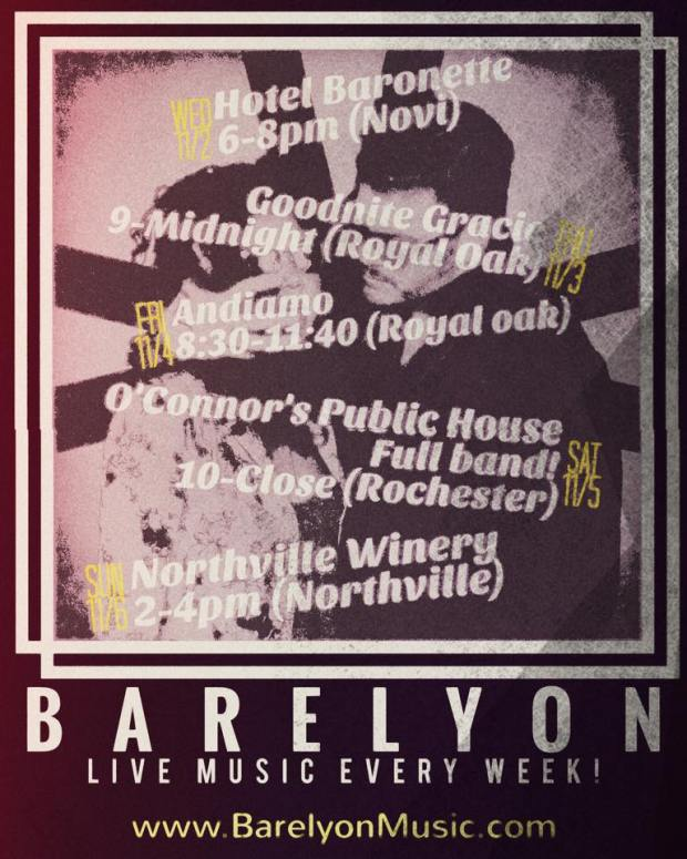 barelyon-poster-shows-week-of-11-2-16